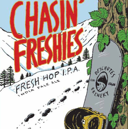 Chasin Freshies IPA (On Tap)
